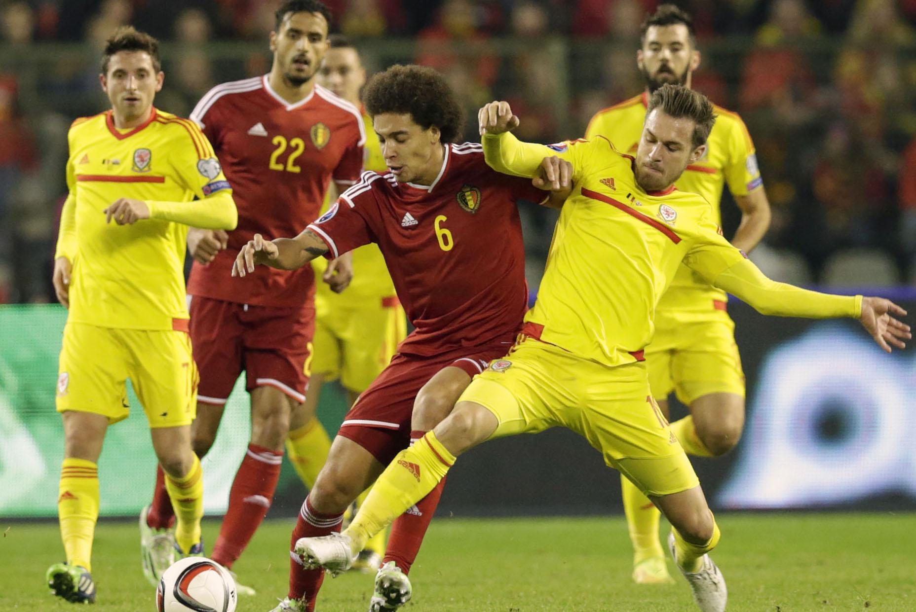 Wales Belgien