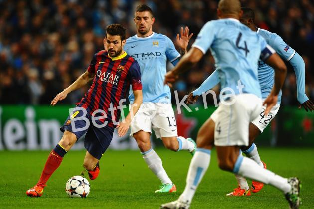 Barcelona Vs Manchester City Logo: Manchester City Vs Barcelona (PREDICTION) / 01.11.2016