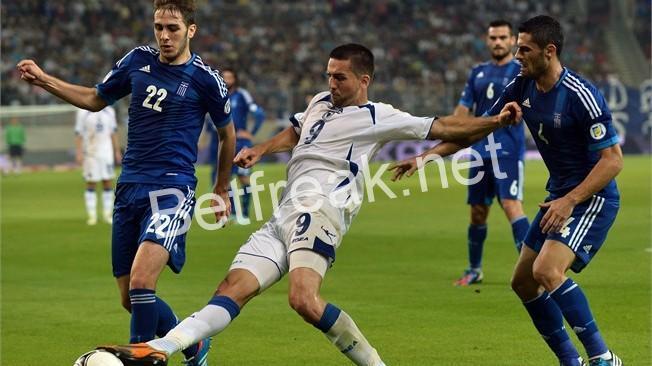 Bosnien Vs Griechenland