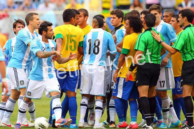 Brazil vs Argentina (Prediction, Preview & Betting Tips ...