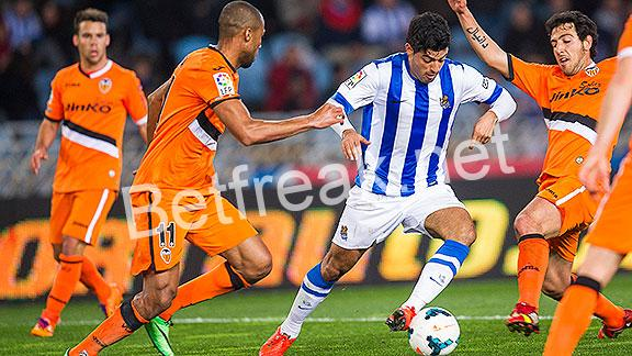 Real sociedad v valencia betting preview goal casinos that offer sports betting in philadelphia