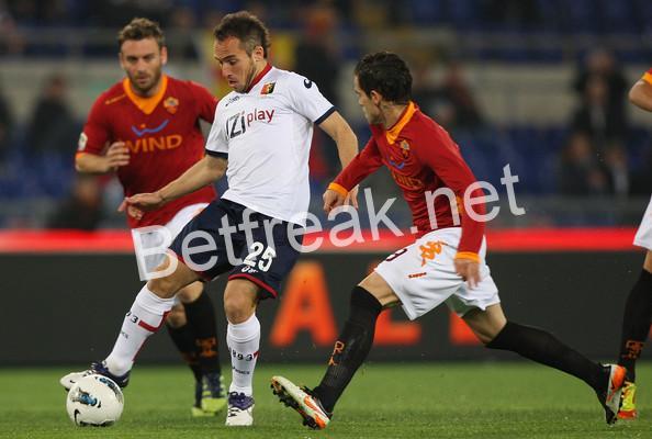 Roma vs genoa betting previews esl one new york 2021 highlights csgo betting