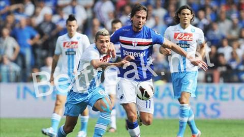Napoli sampdoria betting tips atowuato betting keys