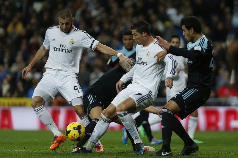 Real Madrid vs Celta Vigo (Prediction, Preview & Betting Tips) / 18.01.2017