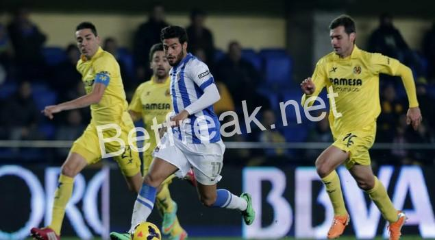 villarreal vs real sociedad betting preview