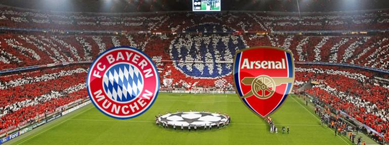 bayern munich vs arsenal betting predictions