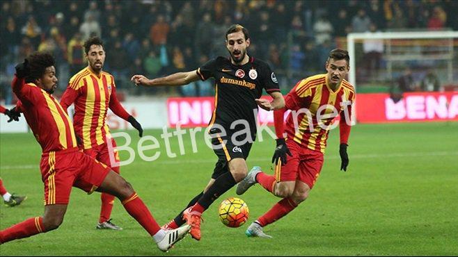 Kayserispor vs galatasaray betting experts the math behind vegas sports betting