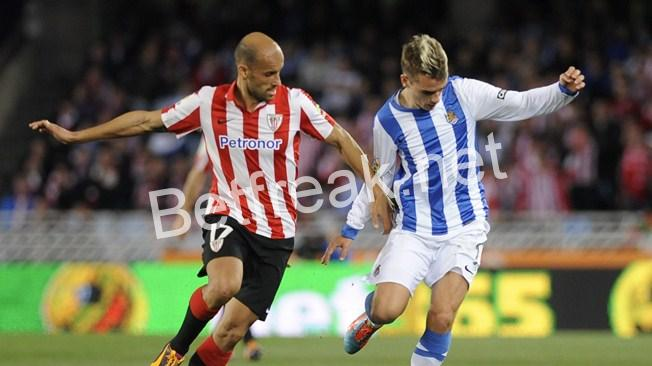Athletic bilbao vs real sociedad betting expert foot college football betting lines cbs sports
