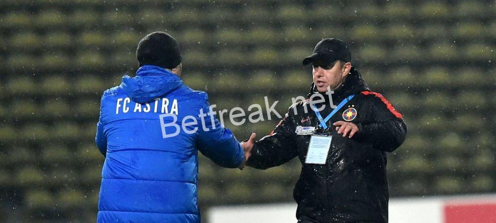 Astra Giurgiu vs FCSB - Echipe probabile şi pronosticuri  |Astra- Fcsb