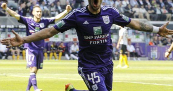 Anderlecht malaga betting tips elektrolytkondensator plus minus betting