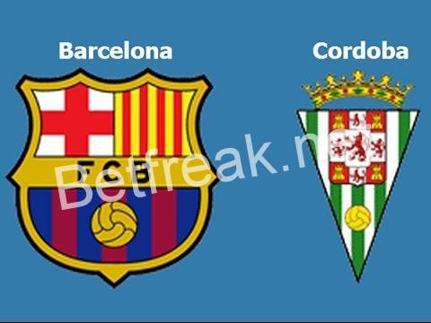Cordoba v barcelona betting preview spread betting companies uk athletics